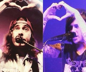 vic fuentes and kellin quinn image