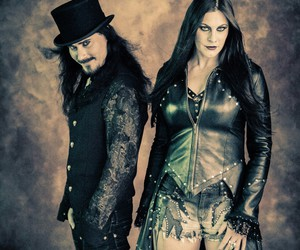 nightwish, tuomas holopainen, and symphonic metal image