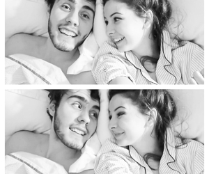 zalfie, cute, and couple image