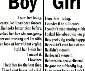 boy, girl, and lovestory image