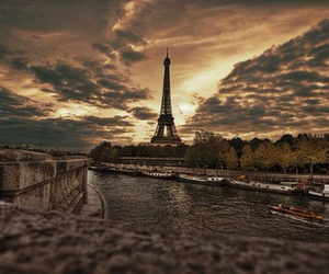 beautiful, city, and clouds image
