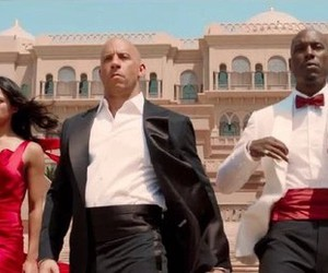 fast and furious, rapidos y furiosos, and brian o' conner image