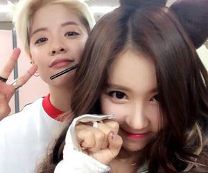 amber, f(x), and ellin image