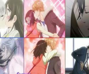 anime, kiss, and sukitte ii na yo image