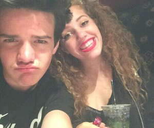 mahogany lox and aaron carpenter image
