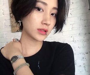 girl, alternative, and asian image