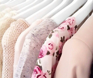 cloths, fashion, and pink image