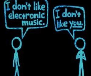 electronic music image