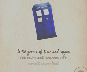 doctor who, tardis, and fandoms image