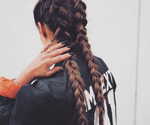 braids, inspiration, and style image
