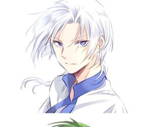 anime boy and akatsuki no yona image