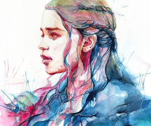 art, got, and game of thrones image