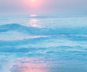 sea, beach, and sun image