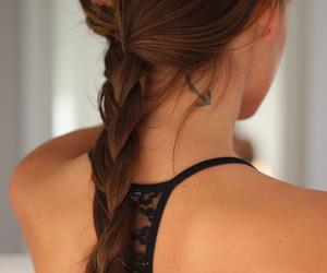 style, braid, and fashion image