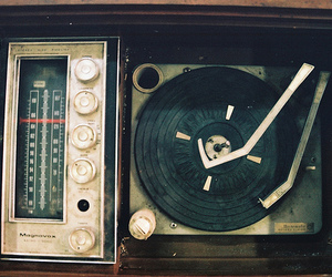 vintage, music, and old image