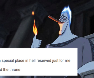 hades, disney, and hell image