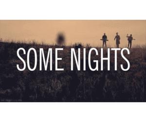music, fun., and some nights image