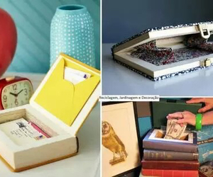 book, diy, and secret image