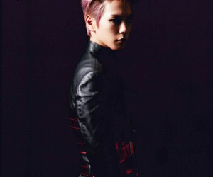asian boy, b.a.p, and himchan image