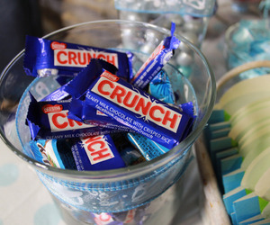 chocolate, food, and crunch image