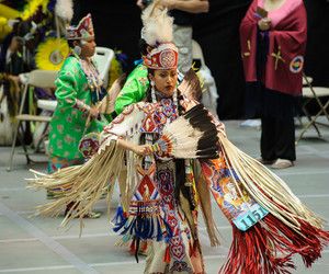 beauty, dancer, and native image