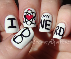 nails and nerd image