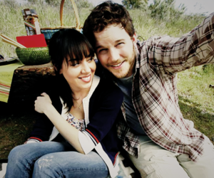 april ludgate, andy dwyer, and parks and recreation image