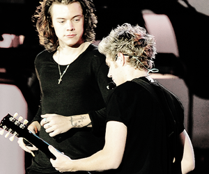 narry, Harry Styles, and one direction image