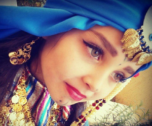 arabic, libyan clothing, and Libya image