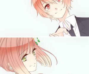 couple, ittoki otoya, and uta no prince sama image
