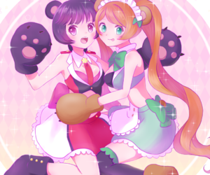 anime, kawaii, and lulu image