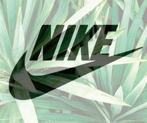 nike and green image