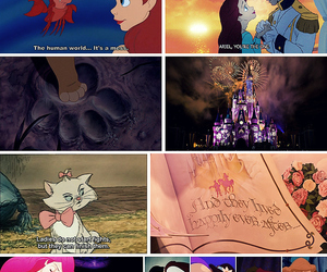 ariel, aristocats, and dogs image