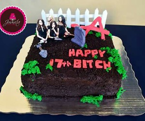boys, cake, and pretty little liars image