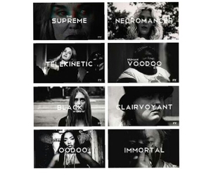 american horror story and the coven image