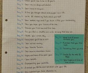 challenge and writing image