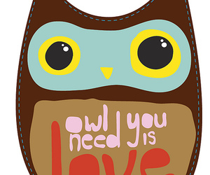 owl, love, and need image
