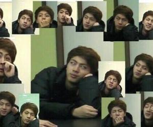jin, kpop meme, and kim+seokjin image