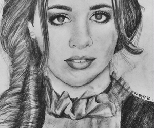 drawing, fan art, and 5h image