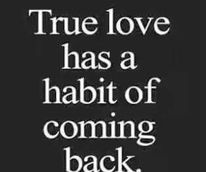love, Habit, and quote image