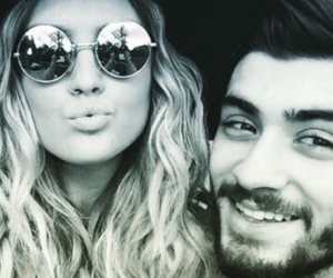 zerrie, one direction, and zayn malik image