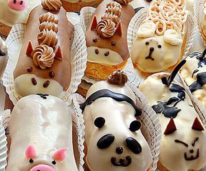sweet, food, and cute image