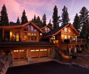 awesome, cabin, and Houses image