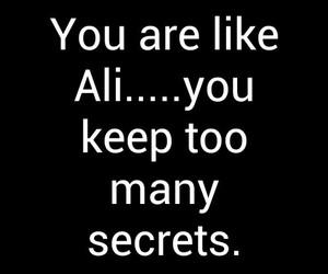 ali, alison, and friendship image