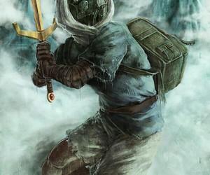 art, blade, and finn image