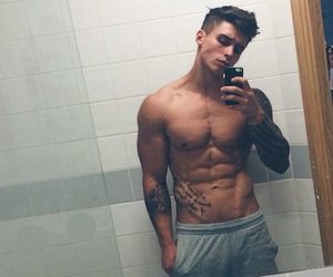 abs, body, and dope image