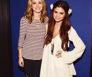 selena gomez and bridgit mendler image
