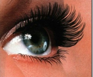 eye makeup, eyelashes, and eyes image