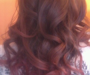 lila, ombre, and locken image