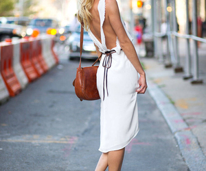 model, candice swanepoel, and street style image